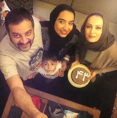 عکس جدید و زیبای قاسم خانی نویسنده معروف مرد ایرانی در فیسبوک و اینستاگرام