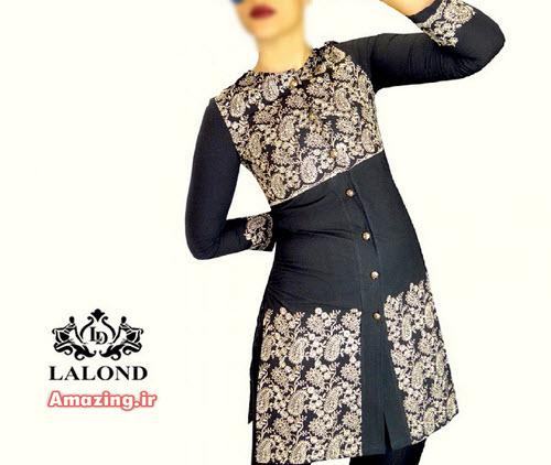 مانتو لالوند , مانتو اسپرت لالوند , مزون لالوند , مدل مانتو دخترانه