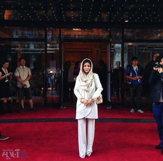 ساره بیات در فیلم محمد رسول الله