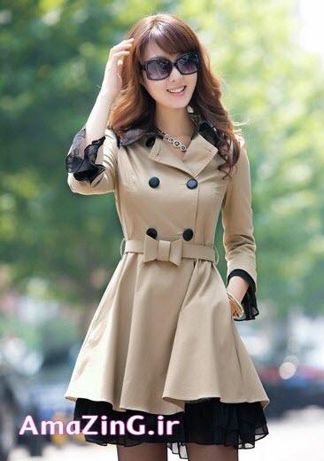 جدیدترین مدل مانتو کره ایی