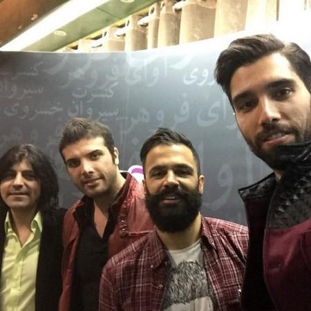 محمد موسوی , عکس محمد موسوی , اینستاگرام محمد موسوی