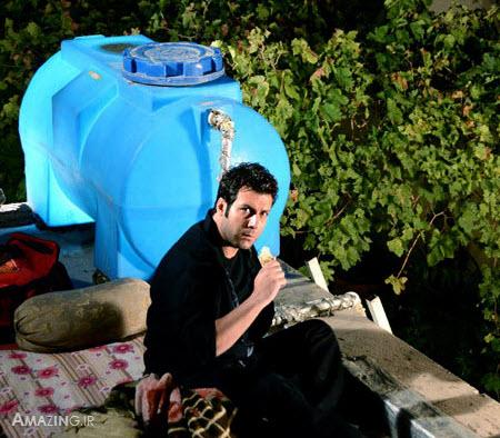 سریال پشت بام تهران , داستان سریال پشت بام تهران , عکس بازیگران سریال پشت بام تهران