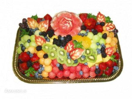 خوشکل کردن میوه, مدل تزیین میوه برای شب یلدا, تزئینات میوه, شب چله,تزیین میوه شب چله ,مدل تزئین میوه شب یلدا