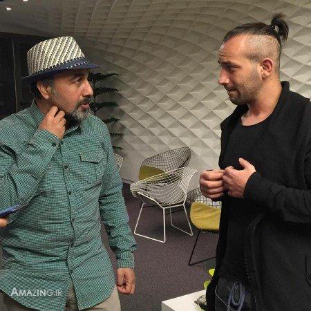 تتلو , امیر تتلو , تتلو در فیلم دراکولا , فیلم دراکولا رضا عطاران