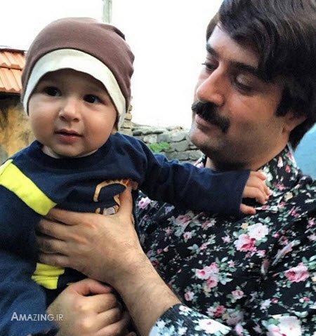 اینستاگرام احمد مهرانفر , همسر احمد مهرانفر , عکس جدید احمد مهرانفر