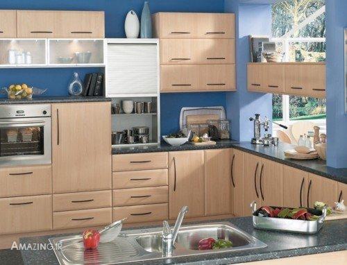 مدل کابینت , دکوراسیون آشپزخانه , مدل کابینت آشپزخانه , مدل کابینت جدید , کابینت , کابینت ام دی اف