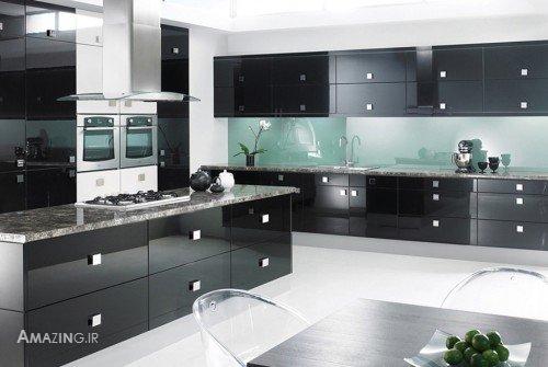 دکوراسیون آشپزخانه ,آشپزخانه , مدل کابینت مدرن , کابینت , کابینت MDF