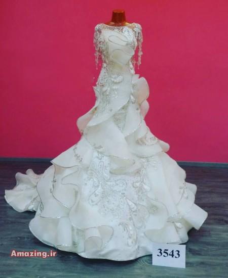 لباس عروس 95 , مدل لباس عروس 2016 , لباس عروس سال , لباس عروس شیک