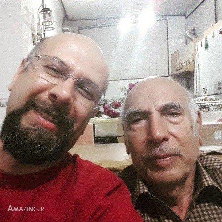 محمد بحرانی , پدر محمد بحرانی , عکس محمد بحرانی , همسر محمد بحرانی