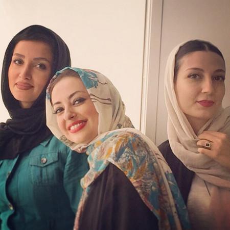 عکس جدید و زیبای روناک یونسی بازیگر معروف زن ایرانی در فیسبوک و اینستاگرام