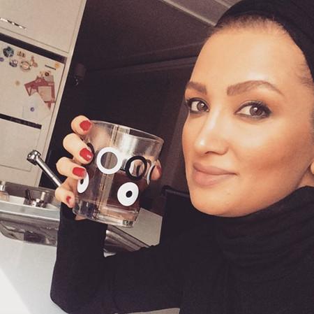 عکس جدید و زیبای یونسی بازیگر معروف زن ایرانی در فیسبوک و اینستاگرام