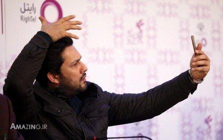 عکس بازیگران جشنواره فجر 94 , جشنواره فیلم فجر 94 , عکس هنرمندان جشنواره فیلم فجر 94