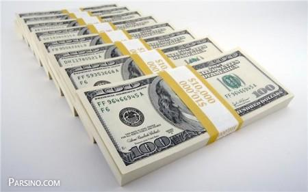 مبدل ارز , تبدیل دلار به تومان , تبدیل ریال به دلار